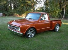 67 Chevy Truck | russj67's 1967 Chevrolet C10