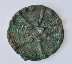 Amlash bronze ring 1, 1st millenium B.C. Private collection