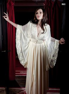ad2aa7128 Silk nightwear and romantic negligees from Jane Woolrich Design. They also  specialise in sexy underwear