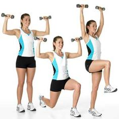 Lift-off Lunge  http://www.womenshealthmag.com/fitness/best-workout-for-an-hourglass-body