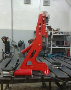 BigBender Mk2 hydraulic tube bender v2.0 / Гидравлический трубогиб Mk2 v2.0