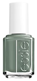 fall in line by @essie - enigmatic jade green #nailpolish