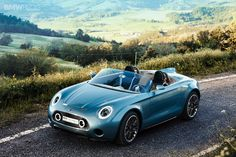 MINI Electric Car - A decision to come within 6 months - http://www.bmwblog.com/2014/09/12/mini-electric-car-decision-come-within-6-months/