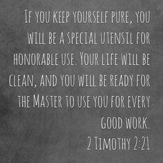 2 Timothy 2:21