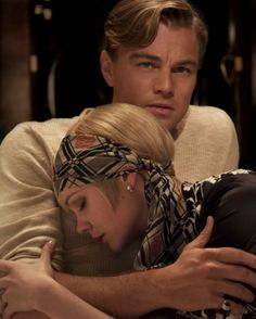 Jay Gatsby & Daisy Buchanan / Leonardo DiCaprio & Carey Mulligan