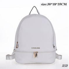 a66230d3e2e Michael Kors Rhea Zip Small Studded Backpack  http   www.mybestjerseystore.com
