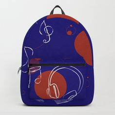 Designing our premium Backpacks is a meticulous process, as Artists have to lay out their artwork on each component.#backpack#bag#schoolbag#music#musicoutfit#giftforher#giftformusiclovers#giftfordjs