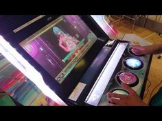 【Project DIVA Arcade】Sadistic. Music ∞ Factory (EXTREME PERFECT) F11 手元動画 - YouTube