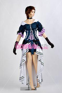 Assassin's Creed III - The Lady Maverick (Gillian McCarthy) Cosplay Costume Version 01