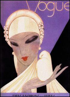 40 new ideas for art deco ilustracion vintage vogue Vogue Vintage, Vintage Vogue Covers, Art Vintage, Vintage Posters, Art Deco Illustration, Gravure Illustration, Girl Posters, Art Deco Posters, Art Deco Stil