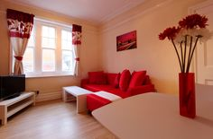 Holiday apartment to let in Russell Square, Central London.