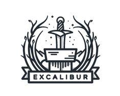 Logo Design - Excalibur