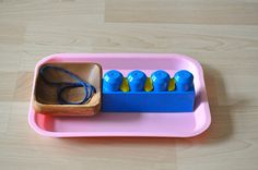 Flossing Tray Practice | Flickr - Photo Sharing!
