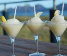 Recipe Tequila margarita sorbet by bigbok - Recipe of category Drinks