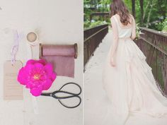 fairytale wedding ideas - photo by Maria Mack Photography http://ruffledblog.com/natural-wedding-inspiration-with-copper-details