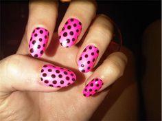 Diseño de uñas con strass paso a paso