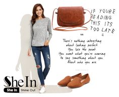 """""""#3/6 Shein"""" by ahmetovic-mirzeta ❤ liked on Polyvore"""
