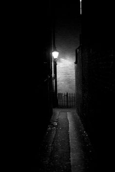 The light at the end of the alley by Diaspire Photo   Eachan J, via 500px