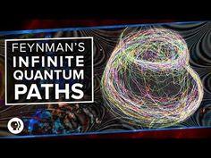 Feynman's Infinite Quantum Paths | Space Time - YouTube