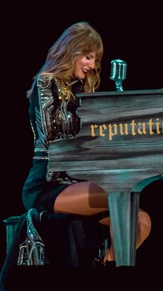 Taylor Swift is the best! Don't even argue with me! Taylor Swift Repuation, Taylor Swift Concert, Long Live Taylor Swift, Swift 3, Taylor Swift Pictures, Nashville, Taylor Swift Wallpaper, Pops Concert, Swift Photo