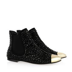 Bootie - Shoes Giuseppe Zanotti Design Women on Giuseppe Zanotti Design Online Store @@Melissa Squires Nation@@ - Spring-Summer collection for men and women. Worldwide delivery.| I37018 001