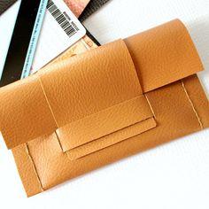 DIY Credit Card Holder