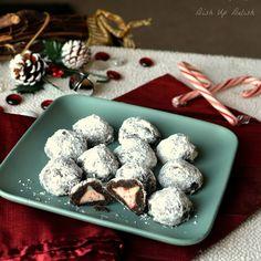 Hershey's Magical Mint Kiss Cookies