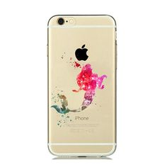 8 styles Colorful Mickey Minnie Mouse Dream catcher Feather Shell Cover for fundas iPhone 5 5s 6 6S soft Transparent Clear Case