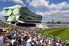 headingley cricket Hyde Park, Leeds, Cricket, Places To See, Nest, The Neighbourhood, Louvre, Building, Travel