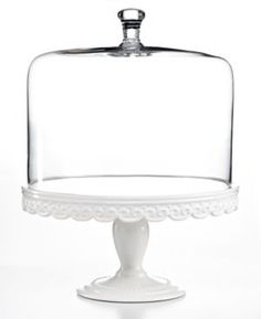 Dreamy cake stand would fulfill my dream to make awesome homemade birthday cakes for the kiddos and quit dishing out $ on pricey bakeries.