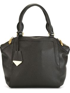 VIVIENNE WESTWOOD Classic Tote Bag. #viviennewestwood #bags #shoulder bags #hand bags #leather #tote
