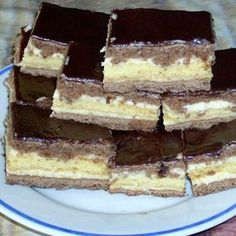 My Recipes, Cooking Recipes, Drink Recipes, Torte Cake, Death By Chocolate, Nutella, Sweet Tooth, Food And Drink, Sweets
