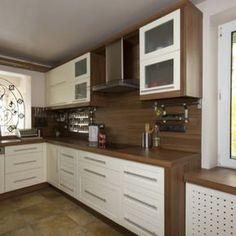 Kitchen Cupboard Designs, Kitchen Room Design, Modern Kitchen Cabinets, Kitchen Cabinet Colors, Kitchen Themes, Kitchen Layout, Interior Design Kitchen, Kitchen Decor, Traditional Kitchen Interior