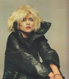 Debbie Harry of Blondie (1980)