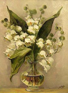 Герасимов Владимир. Цветы 12