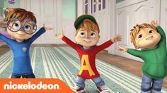 ALVINNN!!! and the Chipmunks   Alvin Megamix feat. The Chipettes   Nick