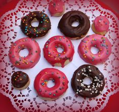 Glaseado para donuts