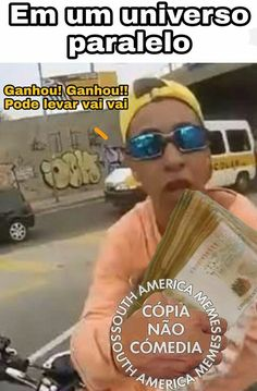 Queria que fosse assim Funny Laugh, Wtf Funny, Funny Memes, Jokes, Sao Memes, Haha, Little Memes, Types Of Humor, Pinterest Images