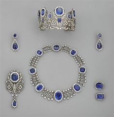 Queen Marie-Amelie Crown Jewels Diamond Collection / Louvre.