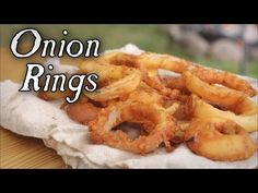 The Secret Ingredient In This Recipe For Onion Rings From The 19th Century Is Delicious! – 12 Tomatoes