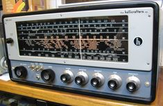 hallicrafters sx62a