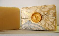 BellaVita Botanicals Monogram Soap