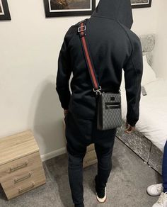 Dope Outfits For Guys, Best Casual Outfits, Swag Outfits Men, Fashion Outfits, Cute Black Guys, Black Boys, Mixed Guys, Thug Style, Cyberpunk Fashion