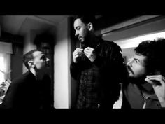 Linkin Park - Funny Moments - Tall Mike Shinoda / so funny video i love it so much