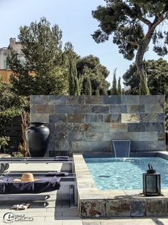 Popular Above Ground Pool Deck Ideas. This is just for you who has a Above Ground Pool in the house. Having a Above Ground Pool in a house is a great idea. Tag: a budget small yards Above Ground Pool Landscaping, Sloped Backyard, Backyard Pool Landscaping, Small Backyard Pools, Small Pools, Backyard Ideas, Landscaping Ideas, Above Ground Pool Decks, Above Ground Swimming Pools