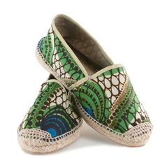 Out Of Africa Espadrilles, 59€, now featured on Fab.
