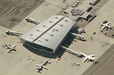 Did you know the first airport in the US to install a web-based, wireless system, PASSUR flight information display, to list active flight arrivals and departures was Fresno Yosemite International Airport covering 2,150 acres and has two runways and one helipad. Check out more insight @ http://www.airport-technology.com/projects/fresno