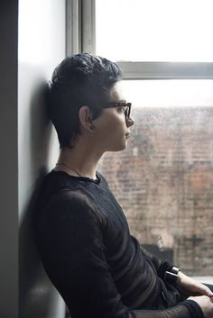 """""""I know who I am, and I don't need other people to know who I am to feel valid."""" With a new album and a new perspective, Ryan Cassata — who came out as trans at 15 on live television — has grown to embrace a manhood that isn't defined by society's rules. Transgender Man, Live Television, Ftm, New Perspective, Coming Out, Other People, Singer, Universe, Album"""
