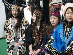 Ainu, Japan's aborigines
