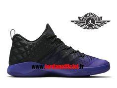 more photos e75aa 0129f Jordan Extra.Fly - Chaussures Baskets Offciel Pas Cher Pour Homme  Noir Violet